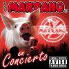 Portada Album Oficial Grupo Marrano - En Concierto
