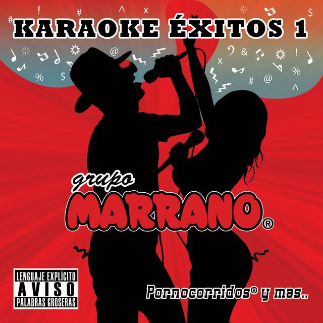 Portada Album Oficial Grupo Marrano - Karaoke Éxitos 1